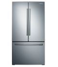 SAMSUNG 26 CU. FT. FRENCH DOOR REFRIGERATOR WITH INSIDE ICE MAKER IN SILVER (RENT TO OWN)