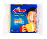 ANCHOR PASTEURISED PROCESS CHEESE 12 SLICES 200G