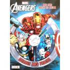 Bendon Marvel The Avengers Big Fun Book to Colour - Heroes Join Forces