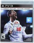 FIFA 18 Legacy Edition - PlayStation 3