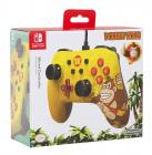 Super Mario Edition Wired Controller for Nintendo Switch - Donkey Kong