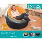 Intex Inflatable Sunny Orange Empire Chair