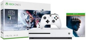 Xbox One S 1TB Console - Star Wars Jedi: Fallen Order Bundle
