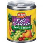 DEL MONTE 100 CALORIE FRUIT COCKTAIL IN LIGHT SYRUP 8.5OZ
