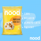 Nood Popcorn Sea Salt 18g