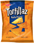 Tortillaz Nacho Cheese 180g