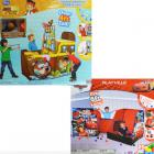 Playhut - (Disney Cars or Jake and the Neverland Pirates - Jake's Coconut) Shooter Boat Play Tent